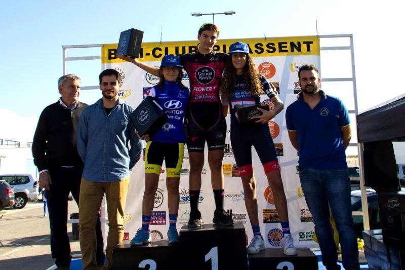 Guanyadors del Campionat de Ciclocross de Picassent. EPDA
