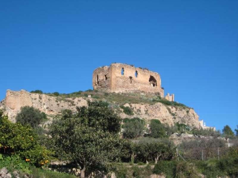 Castillo palacio de Castellnovo