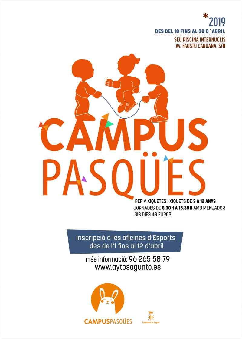 Cartel del Campus