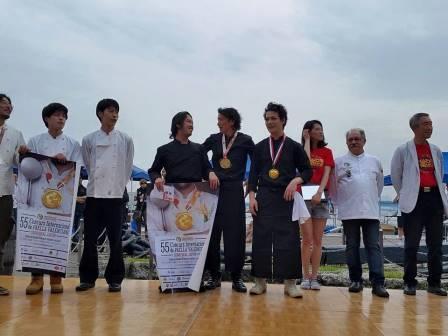 La semifinal de la 55 edición del Concurs Internacional de Paella Valenciana de Sueca en Japón.