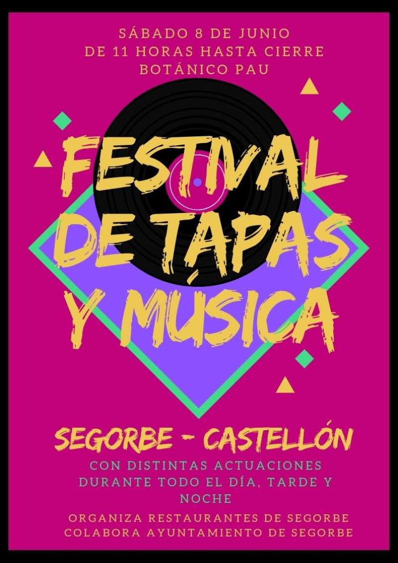 Festival de Tapas y Música. / epda