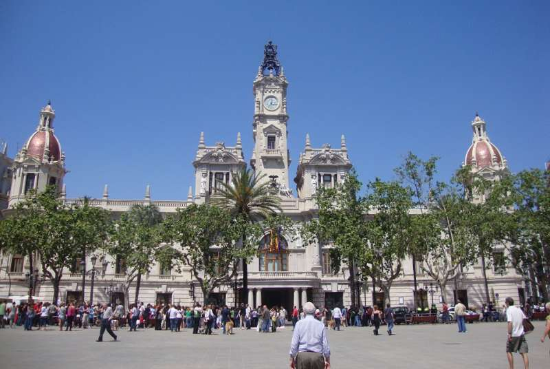 Foto archivo Ayuntamiento València./EPDA