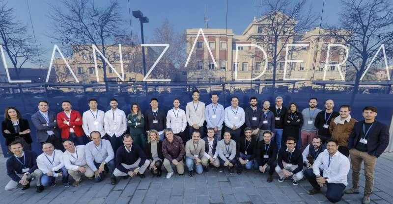 Emprendedores de Lanzadera. EPDA