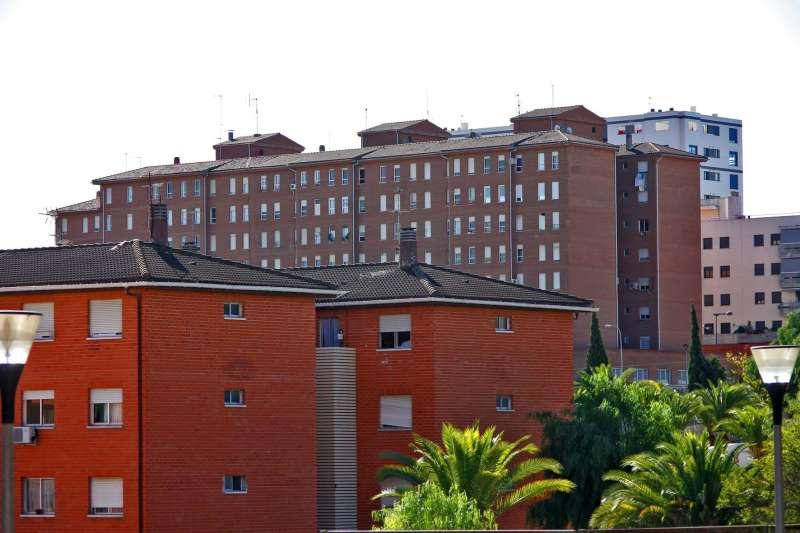 Barrio de La Coma de Paterna. EPDA