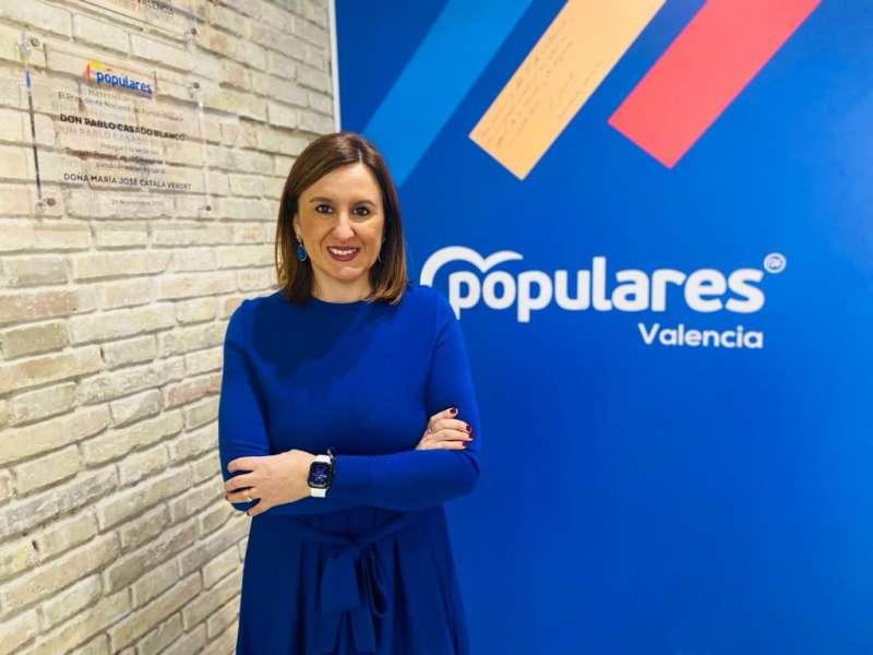 Maria José Catala. EPDA