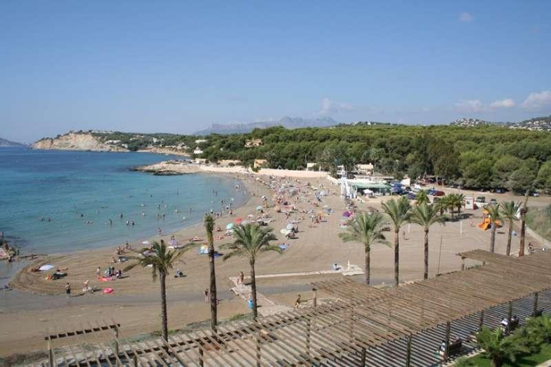 Playa de Teulada