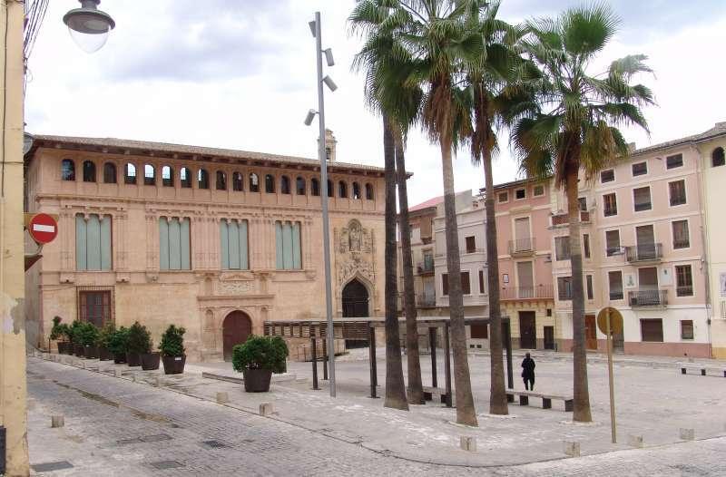 Imagen de archivo de Xátiva. EPDA