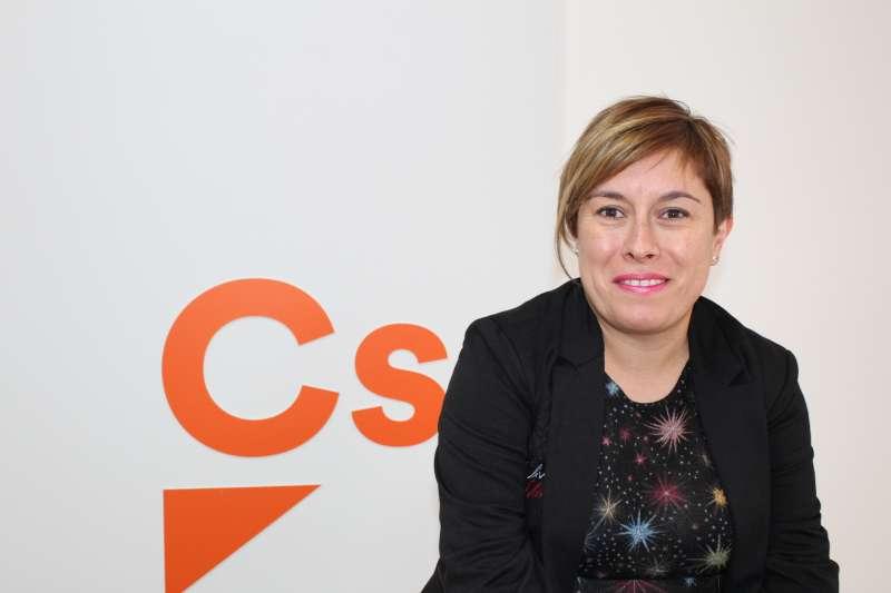 La portavoz provincial de Ciudadanos (Cs) en Castellón, Merche Ventura -EPDA