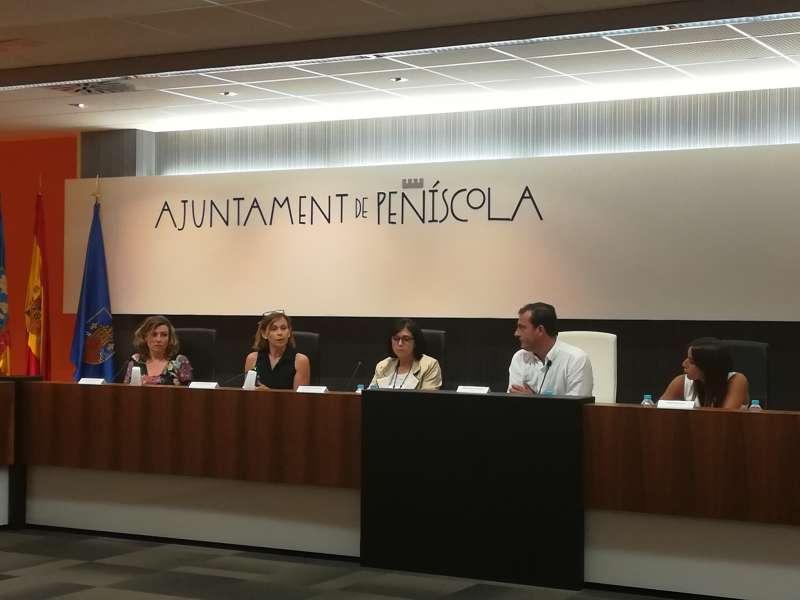 Pleno municipal. AYUNTAMIENTO DE PEÑÍSCOLA