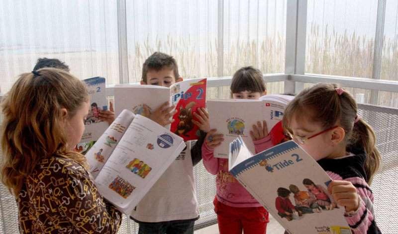 Escolares de la Comunitat Valenciana