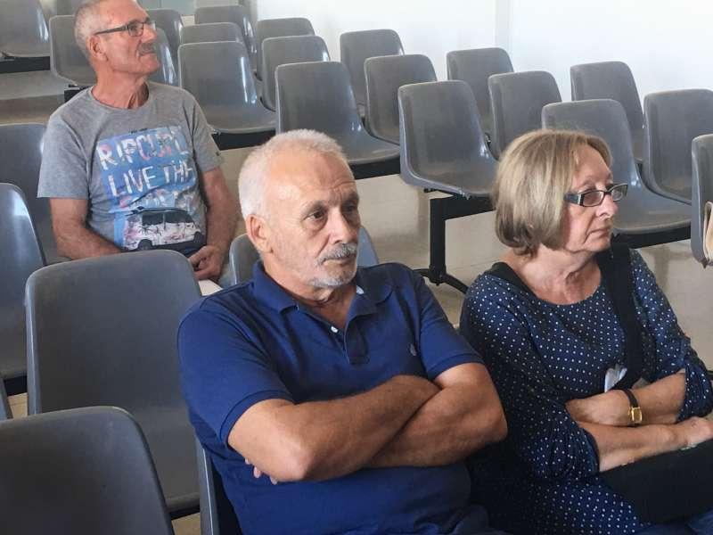 El que será el nuevo concejal del PSPV de Torres Torres en el pleno. EPDA