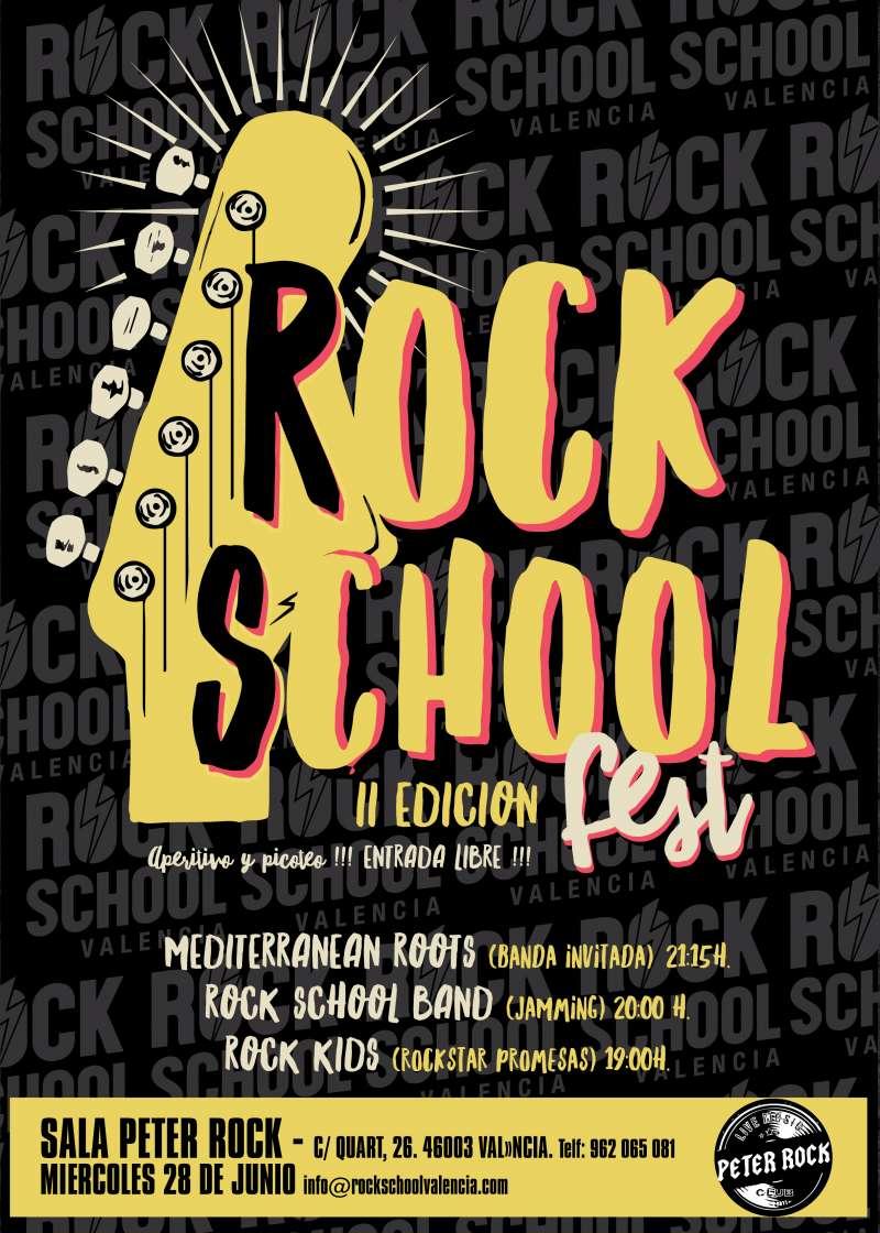 El Rock School Fest.