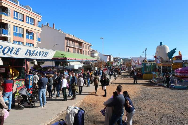 Feria de la Purísima en su última edición de 2019