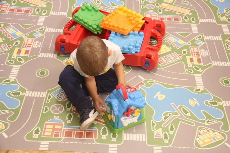 Los niños de 0 a 3 años podrán beneficiarse de esta ayuda. EPDA