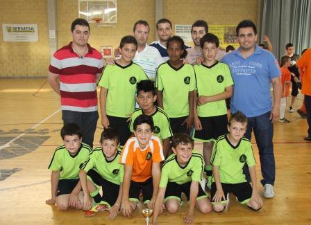 Promoción del Deporte escolar en Mislata. EPDA