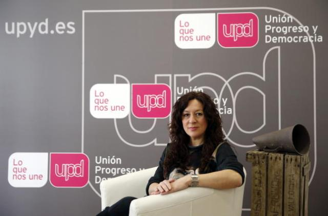 Alicia Andújar. FOTO: UPYD