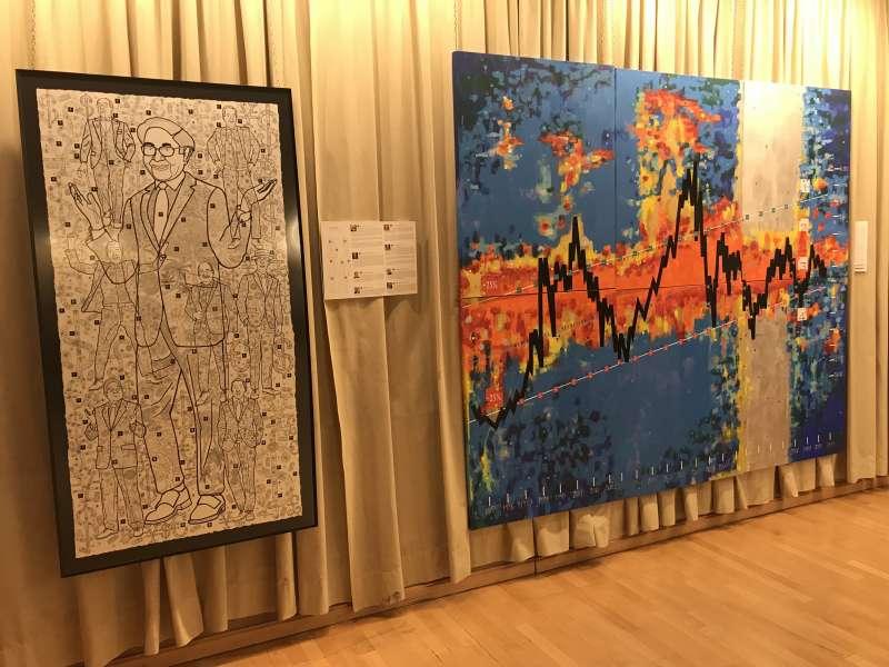 Exposición de Pablo de Fuenmayor en el Ateneo