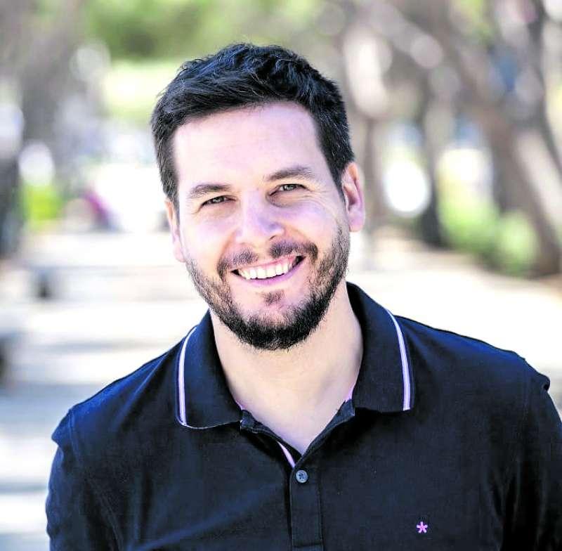 Candidat de Compromís, Pau Alabajos