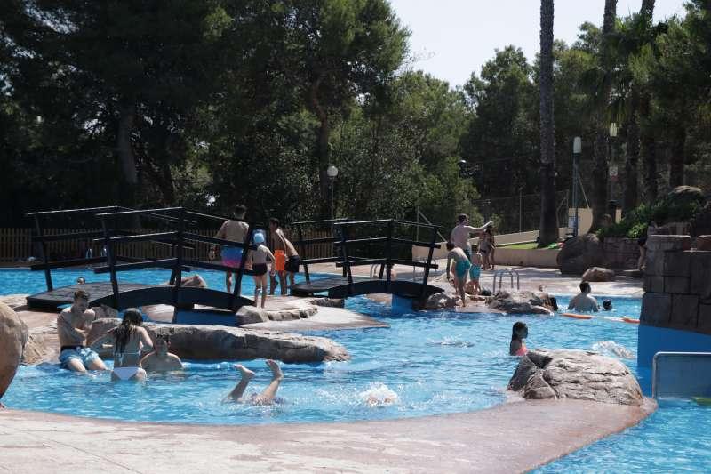 Piscina Parc Vedat de Torrent. EPDA