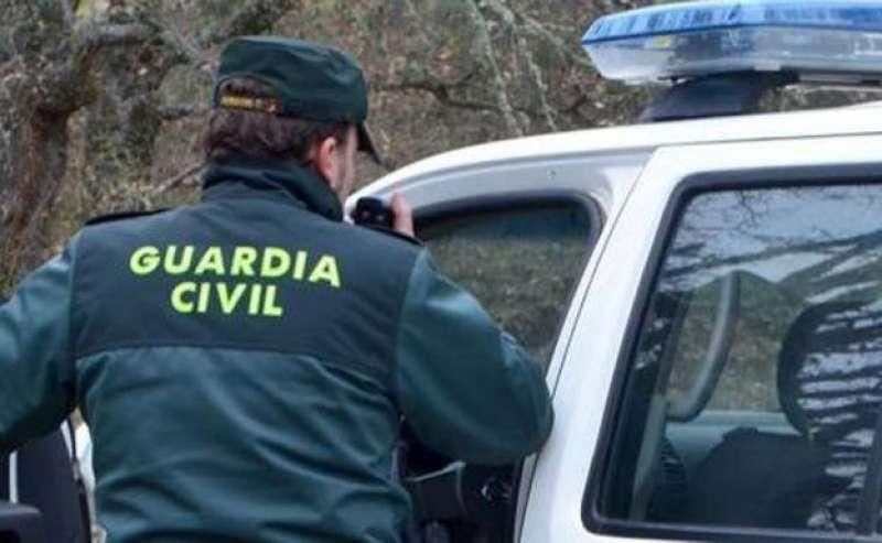 Investigación de la Guardia Civil. Foto: Archivo
