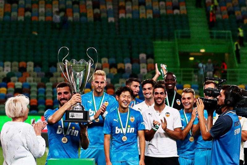 1-2. El Valencia se llega el Torneo
