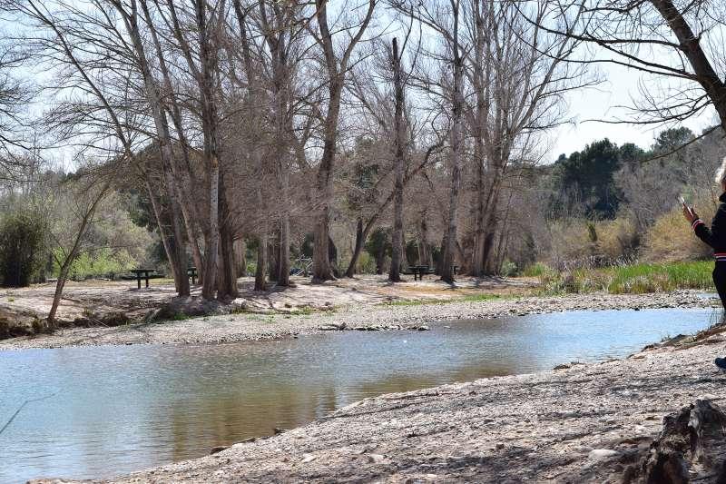 Campanya de seguretat a les zones d?esplai del riu Túria