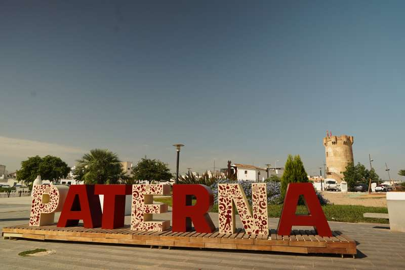 El municipio de Paterna. / EPDA