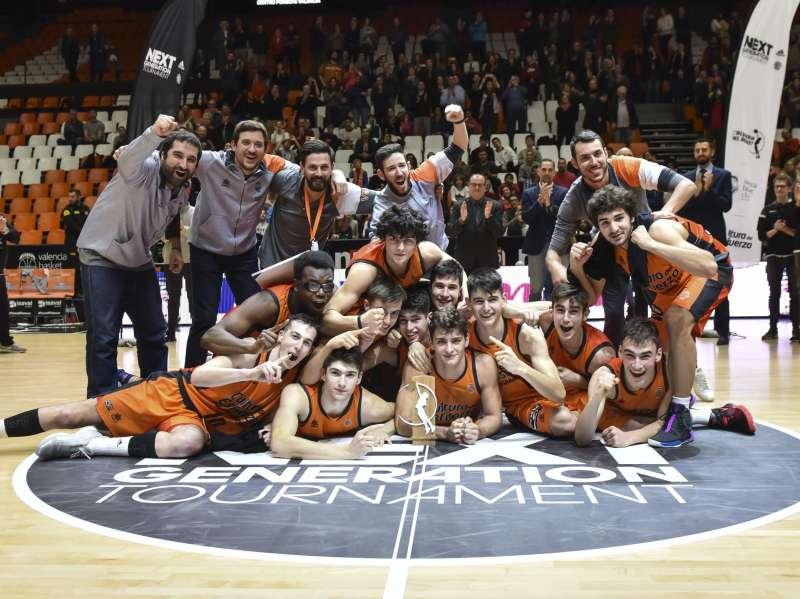 Juniors del Valencia Basket