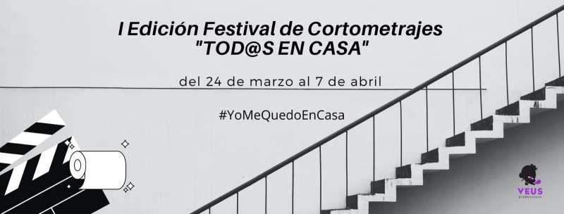 Cartel del festival. VEUS PRODUCCIONS