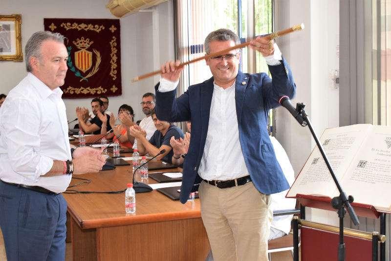 Ricard Barberà, nos alcalde de Xirivella. EPDA