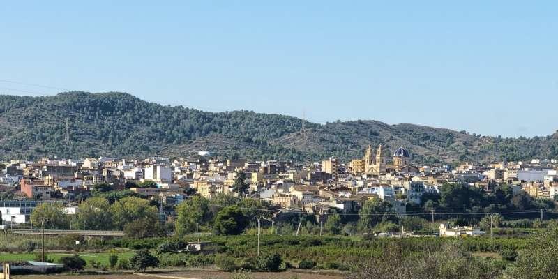El municipio de Riba-roja. / EPDA