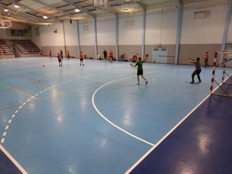 Una de las actividades deportivas en Benaguasil. / EPDA