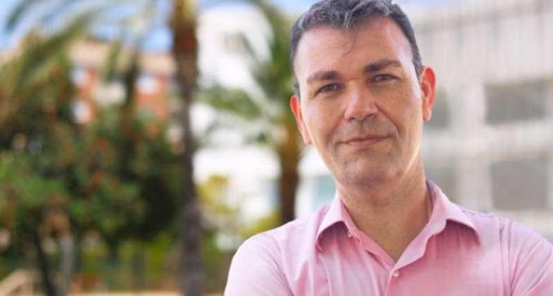 El alcalde de Catarroja, Jesús Monzó. EPDA