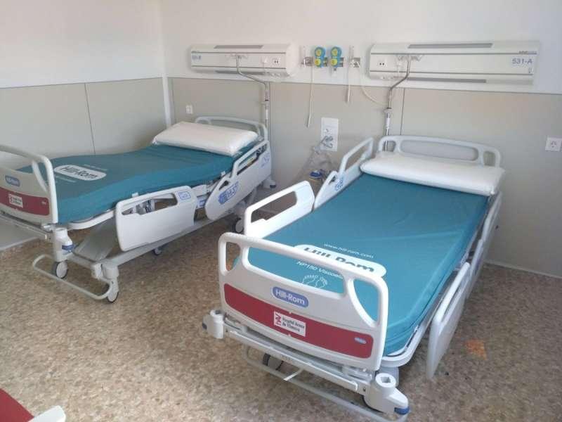 Nuevas camas hospitalarias. EPDA