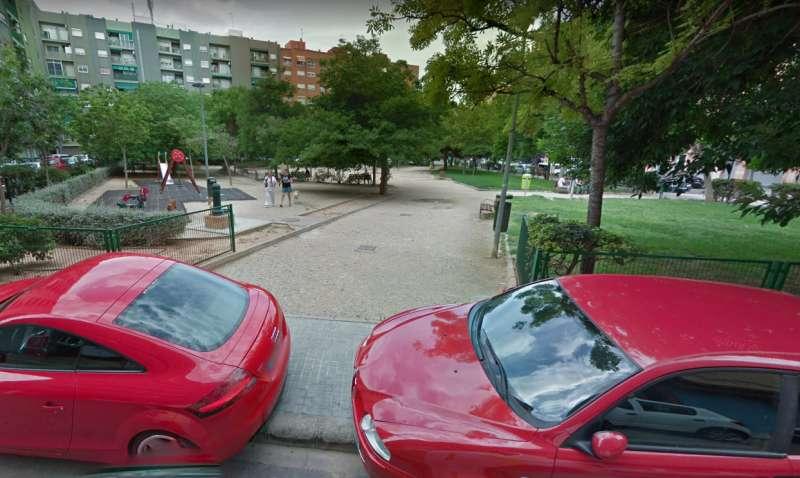 Plaza Músico Espí de València