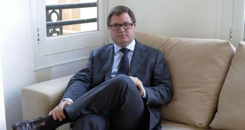 Luis Marti vicepresidente de Ashotur