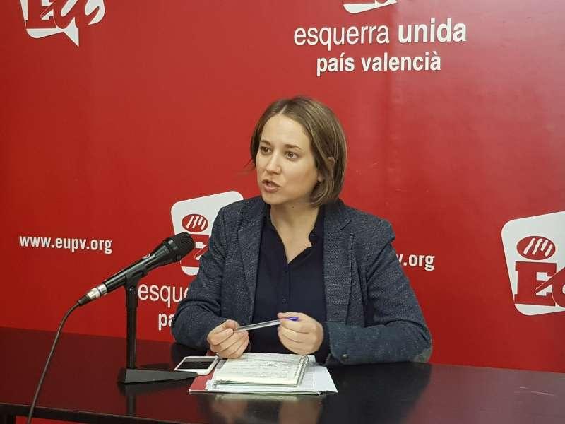 Marina Albiol.