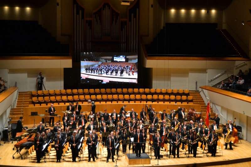 Societat Artístico Musical de Picassent en 2017. EPDA