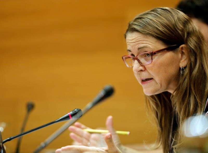 La consellera de Agricultura, Elena Cebrián. EFE/Archivo