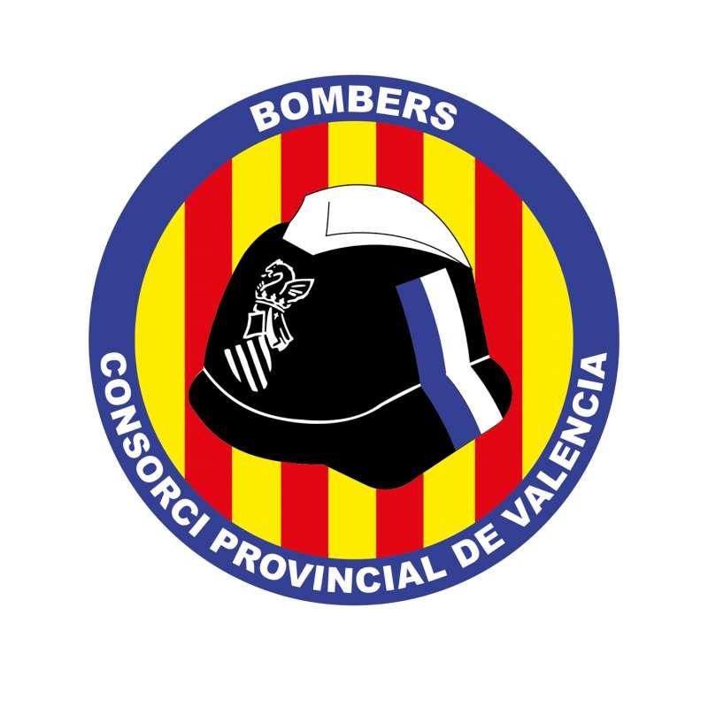 Logo del Consorci Provincial de Bombers de València. / EPDA