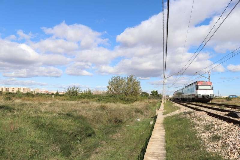 Tren de Albal. EPDA