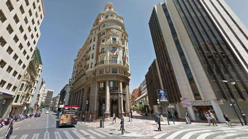 Sede de CaixaBank en València