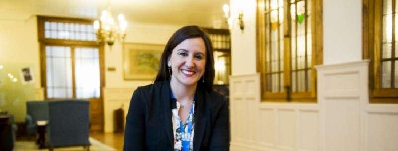 La vicesecretaria de Política Social del Partido Popular de la Comunitat Valenciana, Mª José Català
