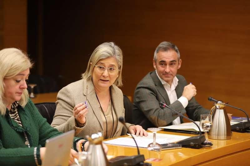 Mamen Perís, diputada de Ciudadanos. -EPDA