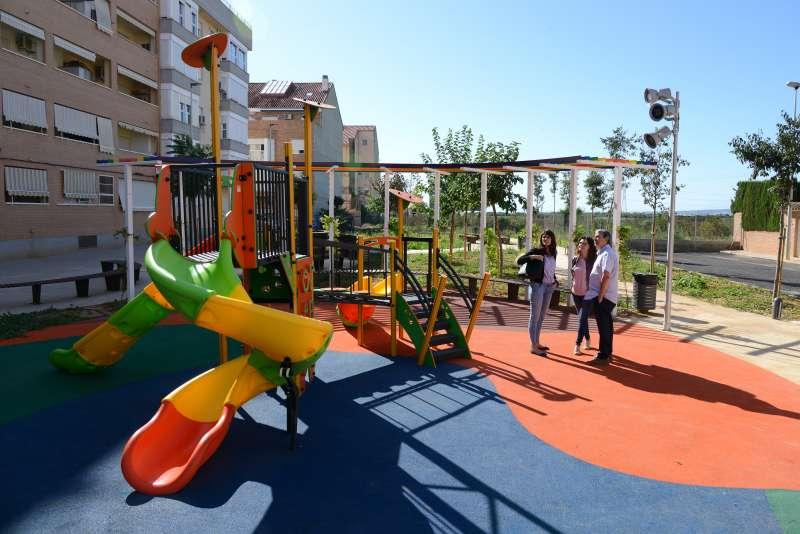 Parc infantil de Paiporta. EPDA