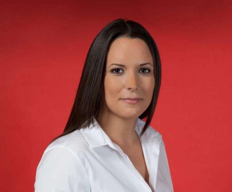 La alcaldesa de Moncada, Amparo Orts. EPDA