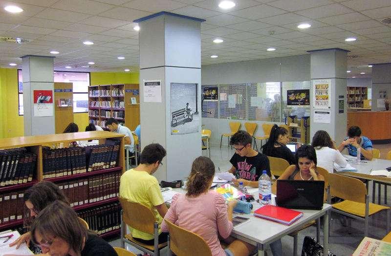Biblioteca de Xirivella. EPDA