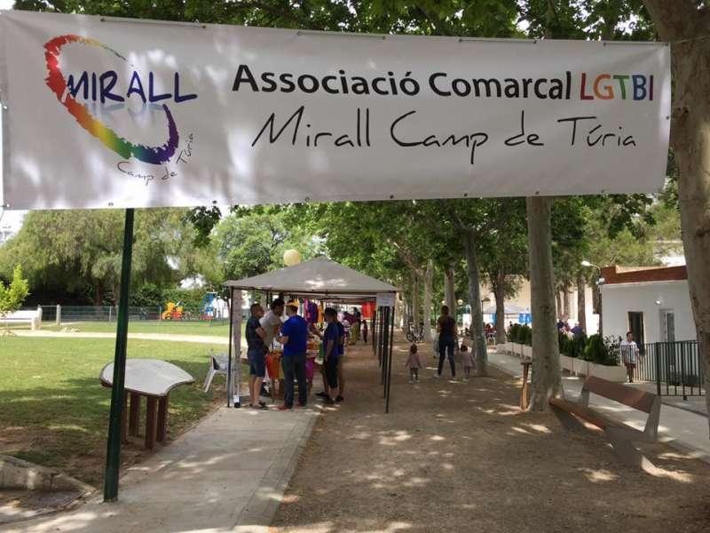 Primera jornada organitzada a Riba-Roja del Túria, el 21 de maig de 2017. / EPDA