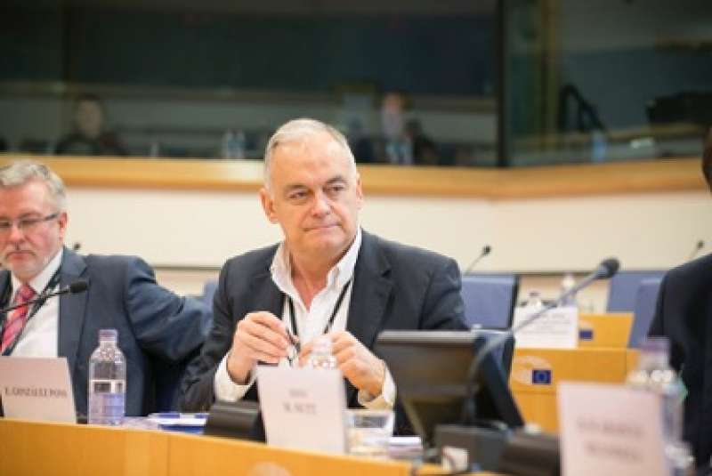 La Delegación del PP en el Parlamento Europeo, encabezada por su Portavoz Esteban Gonzalez Pons