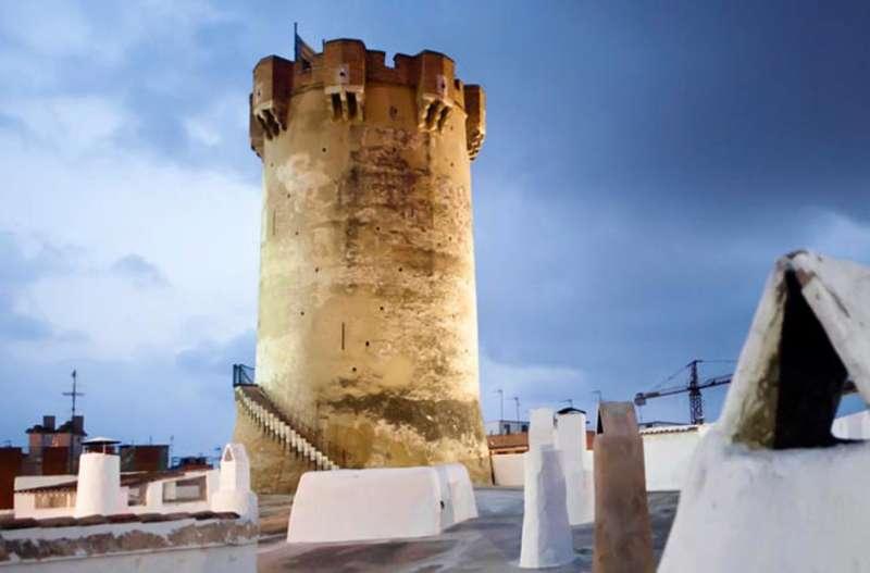 La torre. EPDA